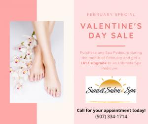 Valentine's Day Sale Facebook Post(1)